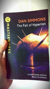 The Fall of Hyperion – by Dan Simmons