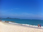 Beach time in Koh Samui
