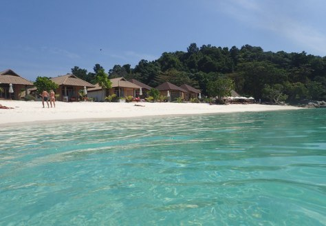 Pattaya Beach on Koh Lipe