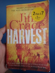 Harvest, Jim Crace