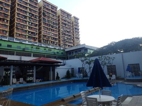 Regency pool, Kuala Lumpur