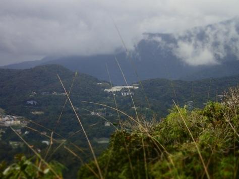 Cameron Highlands landscape