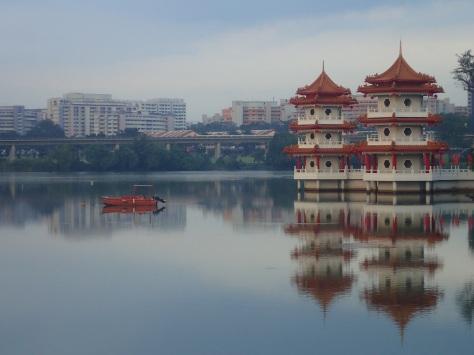 Pagodas in Singapore