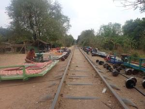 Bamboo trains, Battambang