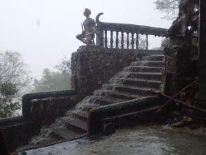 Mega downpour in Battambang