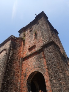Bokor Hill Church