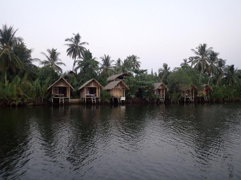 Kampot river accomodation