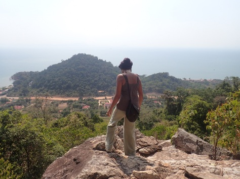 Kep National Park views