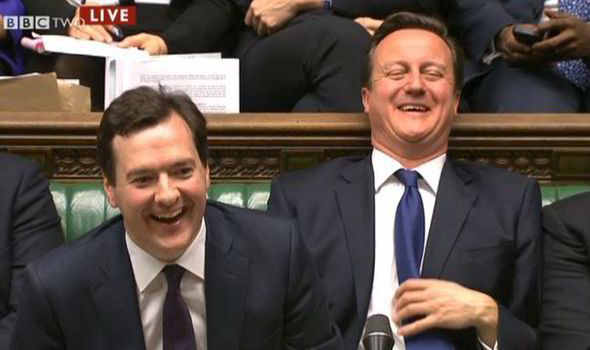 Cameron and Osborne have made life worse for all of us