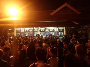 Angkor queue