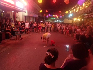 Siem Reap dancing
