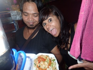 Siem Reap food for drunks
