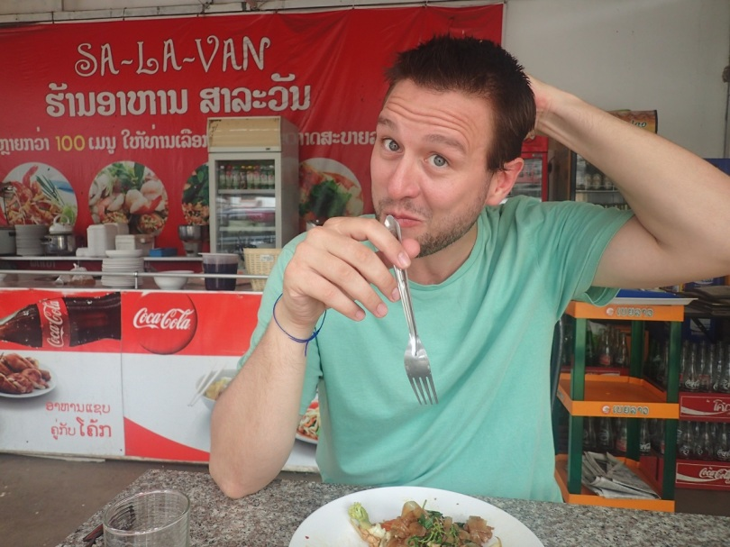 Noodles, Hengboun Road, Vientiane