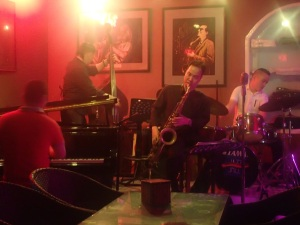 Jazz club in Hanoi