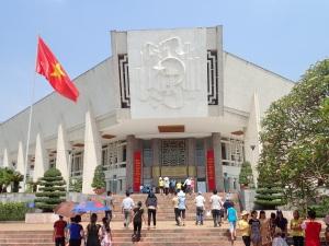 Ho Chi Minh complex architecture