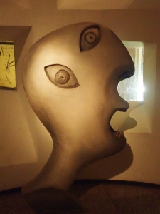 Picasso scultpture in Ho Chi Minh museum