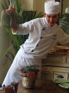Hoa Tuc chef