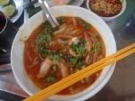 Prawn noodle soup, Vietnam