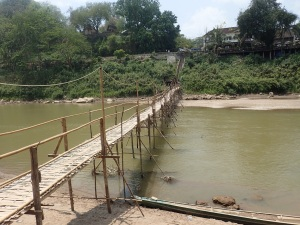 Bridge over the Nam Khon
