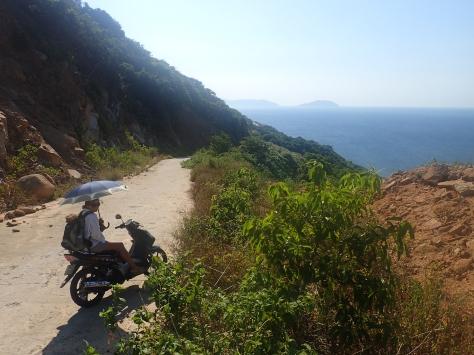 Danang peninsula, Vietnam