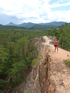 Thai trekking in Pai