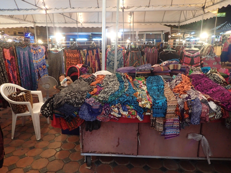 Harem pants in Thailand