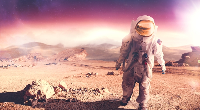 The Martian – Andy Weir – [Book Review]
