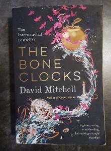The Bone Clocks by David Mitchell's