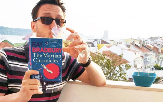 The Martian Chronicles – Ray Bradbury – [Book Review]