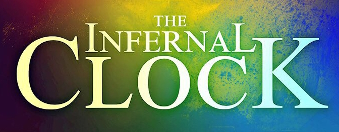 Published! My first short story now available, in The Infernal Clock