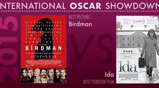 International Oscar Showdown – 2015